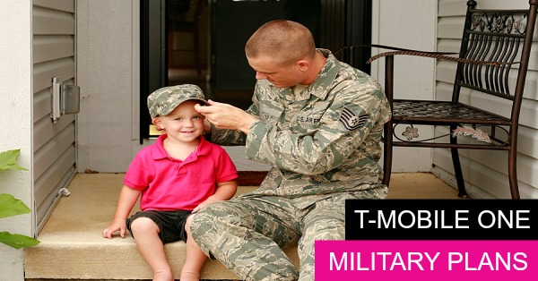 T mobile launches t mobile one military offering heavily for Discount mobili on line