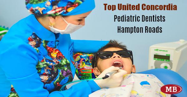 Top 15 United Concordia Pediatric Dentists in Hampton Roads for
