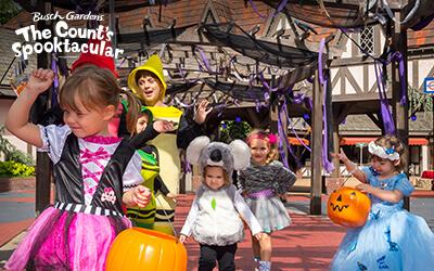 Busch gardens williamsburg opening day is march 24th we - Busch gardens williamsburg halloween ...