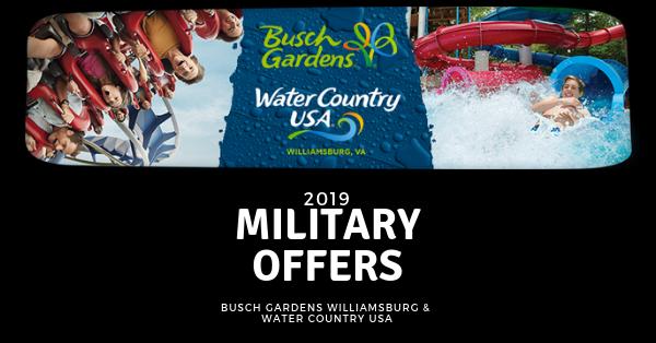 Busch Gardens Fun Card------$87.50 Enjoy unlimited admission to Busch Gardens Williamsburg ALL Spring & Summer. Valid between March 23-September8, 2019.