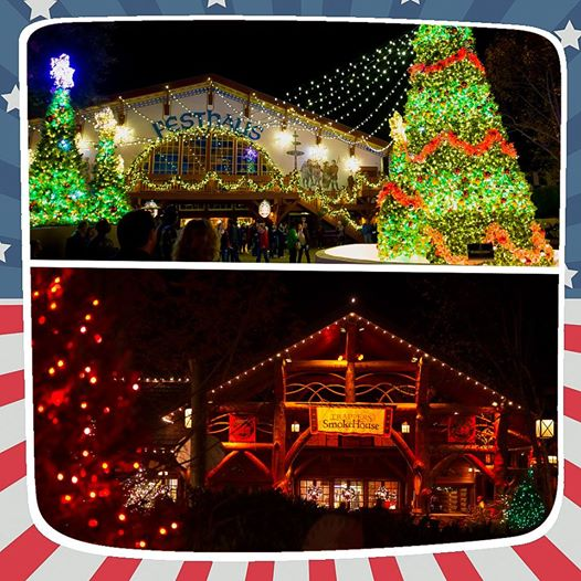 Join In The Joy Of Christmas Town Busch Gardens