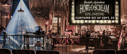 New Haunted House Announced For Busch Gardens Howl O Scream