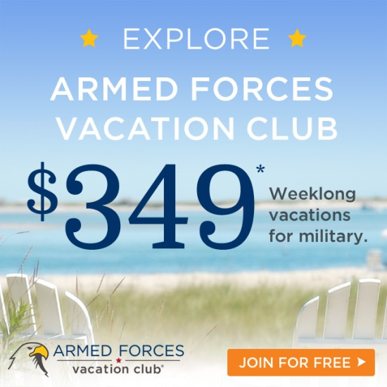 Club Corporate Travel: Armed Forces Vacation Club