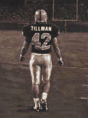 buy popular 61fdb 96d37 Charity Highlight: The Pat Tillman Foundation. The way one ...