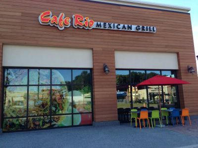 Cafe Rio Mexican Grill Frederick Md