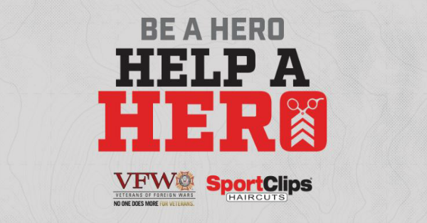 Sports Clips Is Honoring Military Members This Veterans Day With