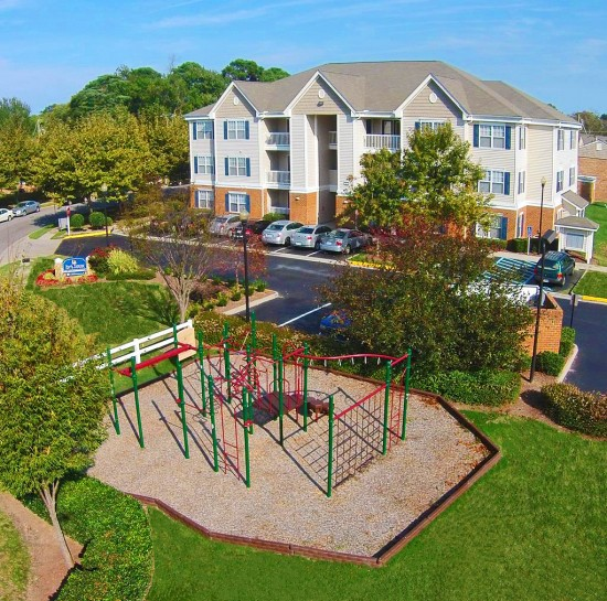 Apartments In Norfolk Va: Park Towne Apartments-Norfolk