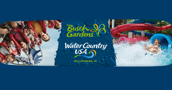Busch Gardens And Water Country Usa Season Passes