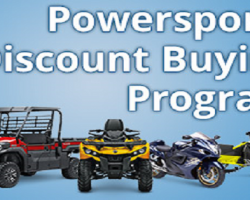 Military get exclusive savings and pricing on new powersports vehicles through Rollick's Military and Veterans' Discount Buying Program