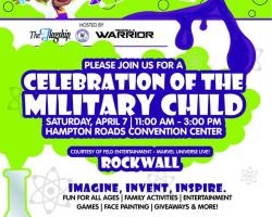 Militarybridge tag blog militarybridge hampton roads military families celebrate month of the military child at the heroes at home event april 7 2018 fandeluxe Choice Image