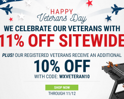 079cf8ec436e WORX VETERANS DAY OFFER In honor of Veterans Day