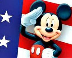 Just Announced...Disney Salutes U.S. Military with Special Ticket and Room Rates for 2017