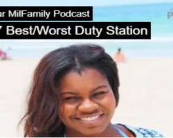 7c32ee74bd73 Ep  27 Best Worst Duty Station Has your spouse been given a duty station  that you are not really excited about  I ve been there when my husband was  sent to ...