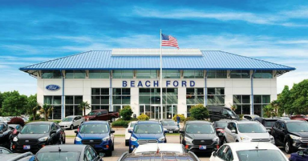 Beach Ford Service >> Beach Ford Hampton Roads Offering A Fantastic Military