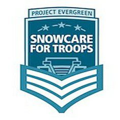 Project EverGreen-SnowCare for Troops