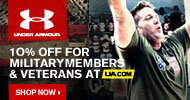10% Military Discount at Under Armour